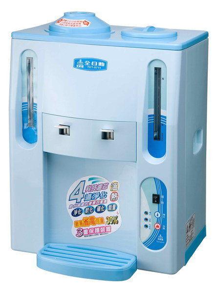 【威利家電】【刷卡分期零利率+免運費】大家源自動節能過濾型溫熱開飲機TCY-5711