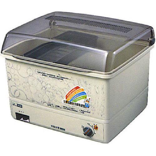 【威利家電】【刷卡分期零利率+免運費】東龍10人份溫熱式烘碗機TL-407