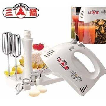 【威利家電】可做手工香皂~三箭手提式攪拌器(含攪拌頭)HM-250A/HM250A