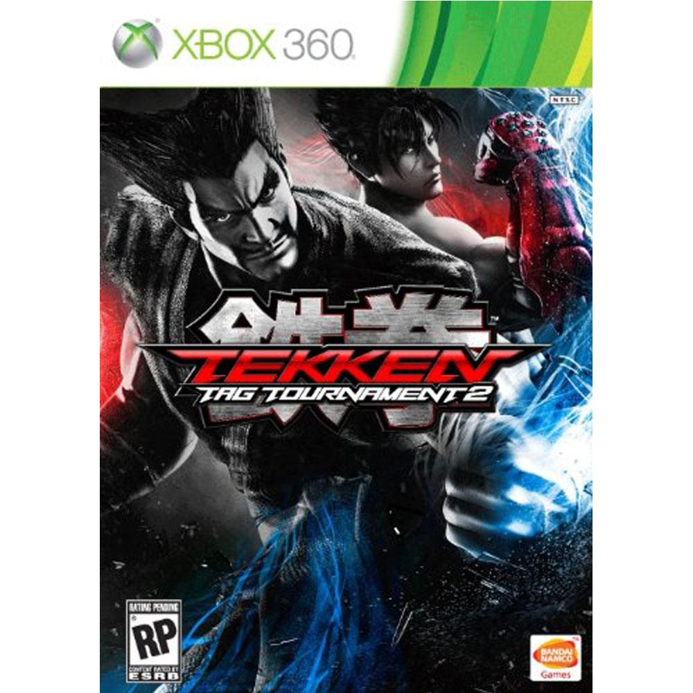 (現貨全新)XBOX360 鐵拳 TT2 英日文美版 Tekken Tag Tournament 2 TT 2支援XBOX ONE主機