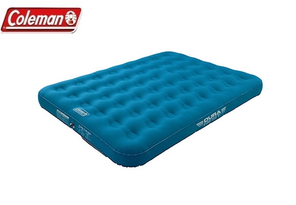 [ Coleman ] DURAREST QUEEN 氣墊床 / 充氣床 / 充氣睡墊 / 露營睡墊 / 露營床墊 / 185×148×21cm / 公司貨 CM-21934