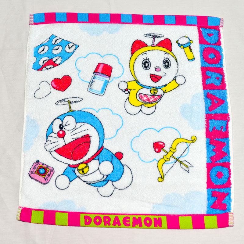 哆啦A夢 Doraemon 浴巾 大毛巾 兩邊加強 日本正版品