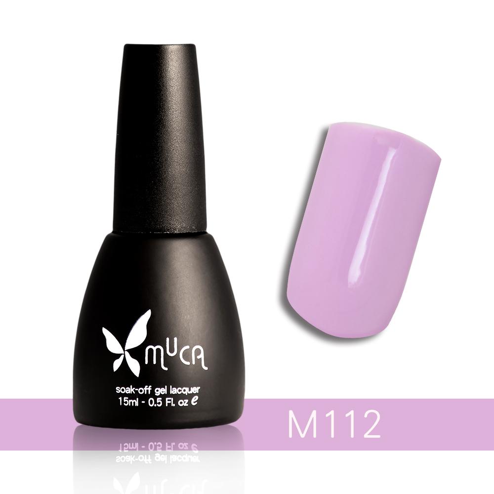 Muca沐卡 即期光撩凝膠指甲油 M112(15ml)
