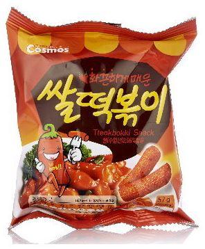 【韓新館】 韓國COSMOS  辣年糕餅乾 (缺貨中)