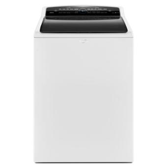 Whirlpool 惠而浦 15公斤極智Cabrio直立上掀式變頻洗衣機 WTW7300DW ◆蒸氣深層洗淨 .內建加熱器