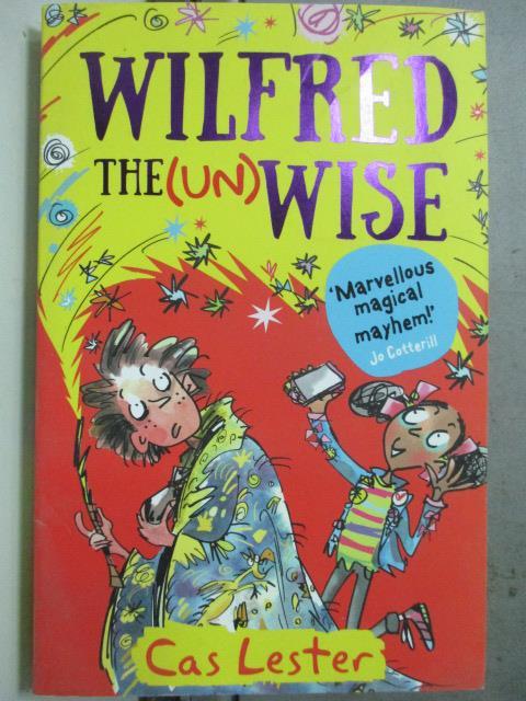 【書寶二手書T1/原文小說_HOB】Wilfred THE(UN) Wise_Cas Jester