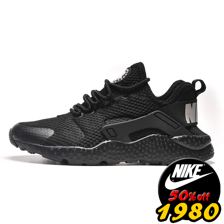歲末出清Nike air huarache三代 黑白武士 扶桑武士 六色 慢跑鞋 情侶鞋 熱賣【T51】