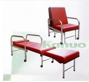 【耀宏】加寬型坐臥兩用陪伴床椅陪伴椅(不鏽鋼)YH017-1