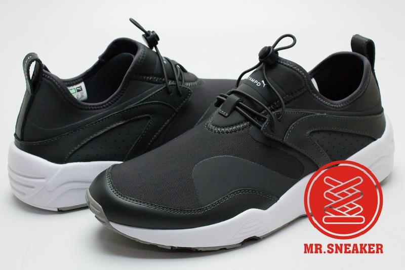 ☆Mr.Sneaker☆ Puma Select Blaze Of Glory NU X Stampd 限量 聯名 簡約 Uncage 灰色