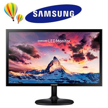 三星 Samsung  S24F350FHE 24吋 1920 x 1080 領先視界 舒視體艷