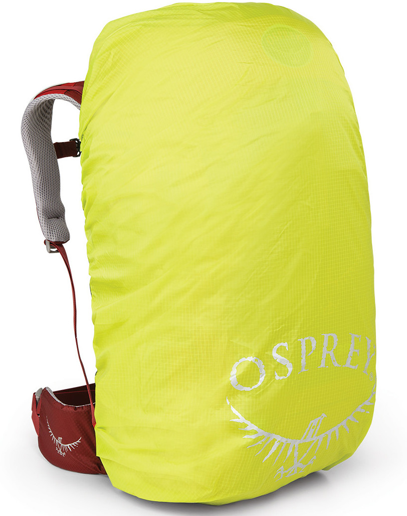 Osprey 亮色反光背包套 High Visibility Raincover S