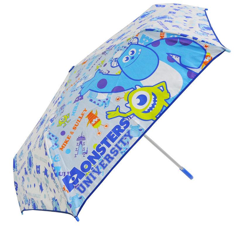 Disney 迪士尼 勾勾傘/彎頭傘/晴雨傘 毛怪&大眼仔 怪獸電力公司 正版授權 *夏日微風*