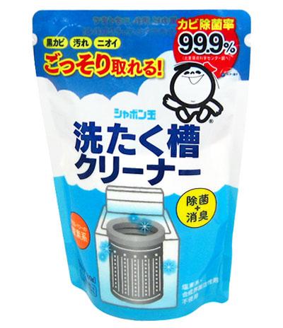 日本原裝 洗衣槽專用清潔劑(洗衣機專用清潔劑) 500g *夏日微風*