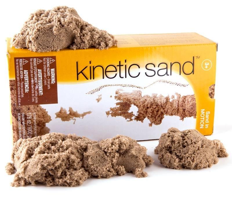 瑞典 Kinetic Sand 神奇魔法動力沙 1kg(1公斤)*夏日微風*