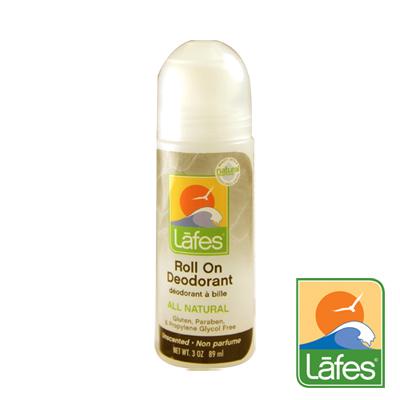 Lafe's 純自然體香劑 無味自然 89ml *夏日微風*