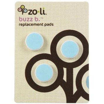 Zo-li Buzz B. 幼兒嬰兒指甲磨甲機專用磨甲片 藍色 *夏日微風*