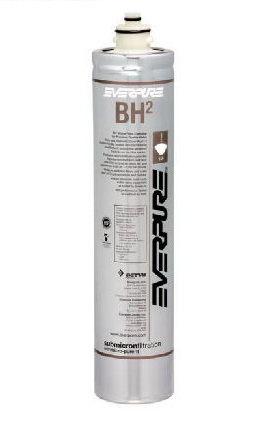 美國PENTAIR / EVERPURE BH2替換濾心 (美國原廠平行輸入) (除垢+銀離子抑菌型)