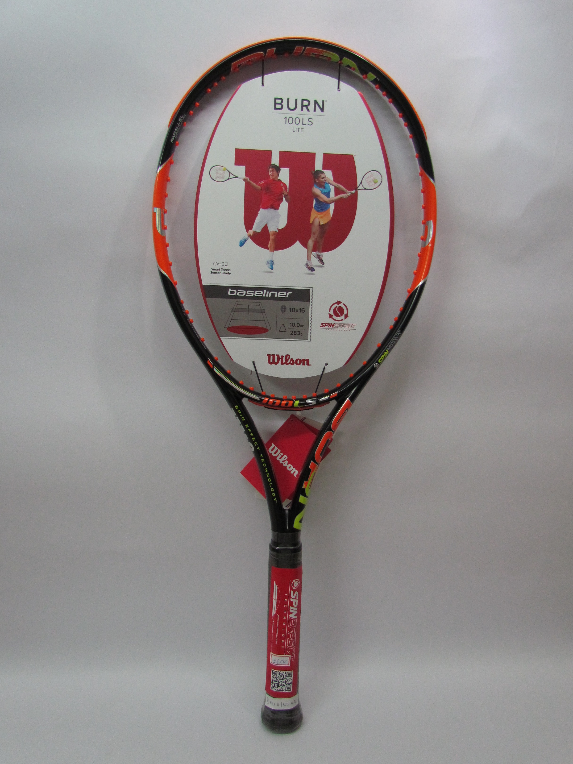 Wilson專業網球拍 Nishikori款 Burn 100 LS 2015年款