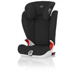 【淘氣寶寶】Britax - Romer KIDFIX SL通用成長型汽車安全座椅(汽座) -玄黑【保證原廠公司貨】