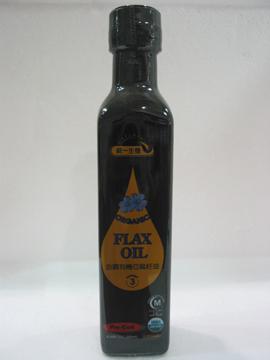 統一生機~金饌有機亞麻籽油250ml/罐 ~即日起特惠至12月29日數量有限售完為止