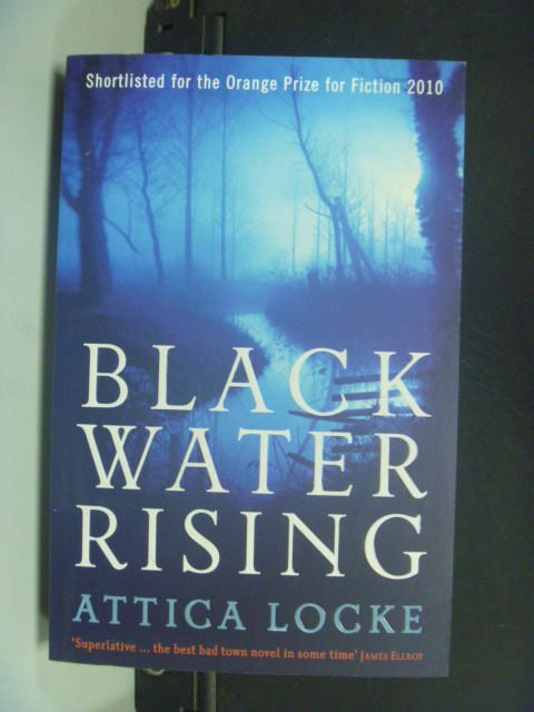 【書寶二手書T2/原文小說_GMM】Black Water Rising: Attica Locke