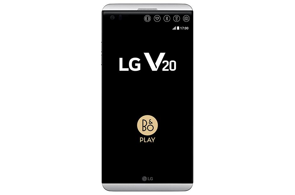 【贈原廠電池座充組+收納包】LG V20 H990 5.7吋  LTE 雙卡雙待 智慧型旗艦機【葳豐數位商城】