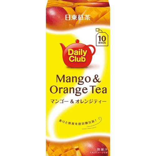 [下殺特價]日東芒果柳橙紅茶10入(22g)