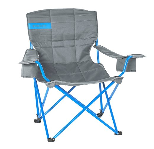 ├登山樂┤美國Kelty Deluxe Lounge Chair 可調式休閒椅 灰色 #61510216SM