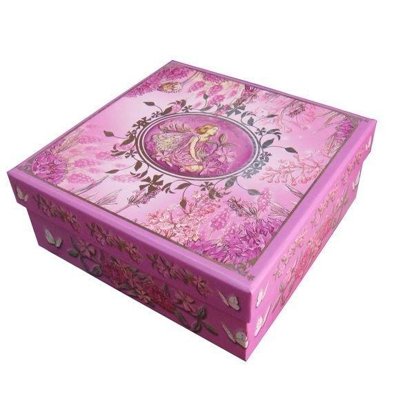 浪漫風格 禮物盒 /禮盒  /包裝盒 /生日禮盒 /紙盒 ☆真愛香水★