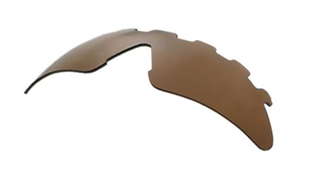 【【蘋果戶外】】720armour L337-B10 Rider 茶色片 PC防爆片 替換鏡片 備片 Polycarbonate 減低不同角度的光線 增加影像清晰度