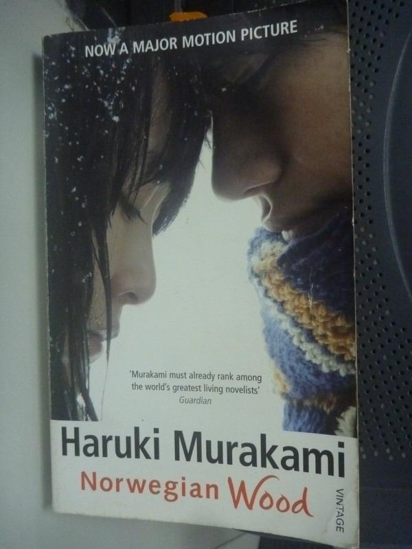【書寶二手書T1/原文小說_LGU】Norwegian Wood_Haruki Murakami