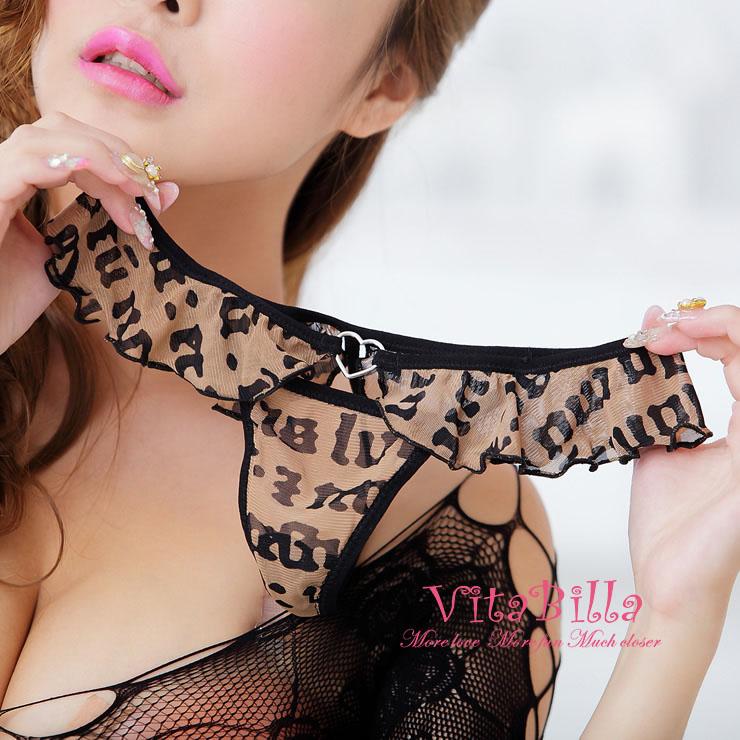 VitaBilla 魅麗羅馬灰 小褲 一件入