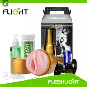 【伊莉婷】美國 Fleshlight - Stamina Training Unit STU Value Pack STU訓練大師 豪華組合 FL-01953
