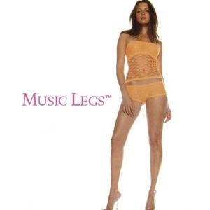 【伊莉婷】美國頂級 Music Legs 網狀兩截式俏皮貓女裝 ML9995