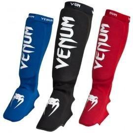 MMA散打搏擊拳擊格鬥UFC品牌VENUM撞傷防護護具~棉質護腳脛