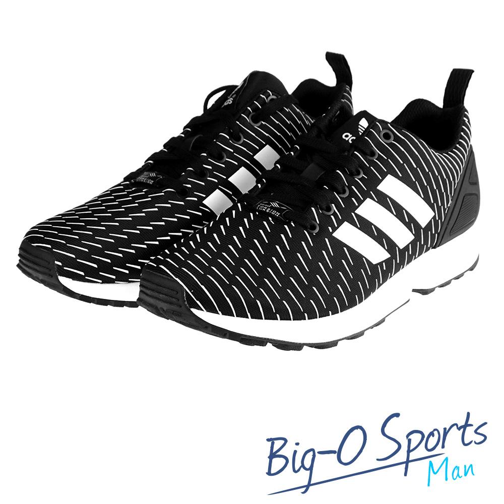 ADIDAS 愛迪達 ZX FLUX 復古鞋 男 S75525 Big-O Sports