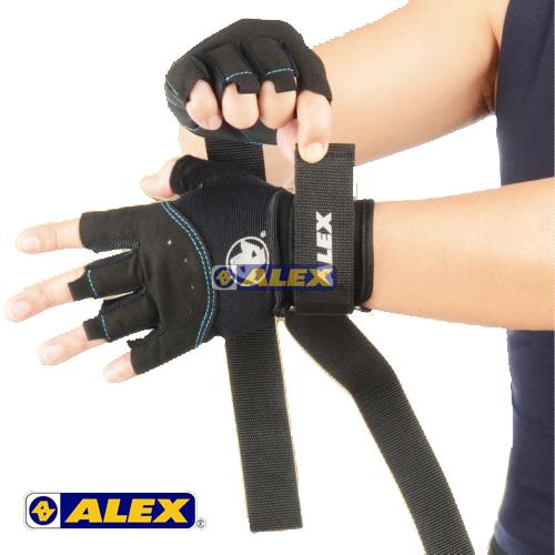 台同健康活力館|ALEX A-31 POWER握把手套(兩入一組)