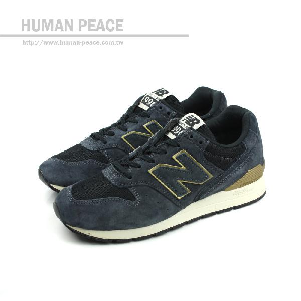 NEW BALANCE 996系列 休閒鞋 深藍 男女款 no823
