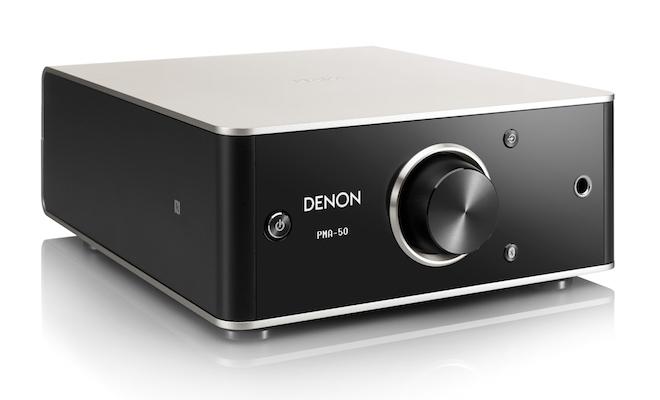 Denon PMA-50 數位綜合立體聲喇叭擴大機 公司貨