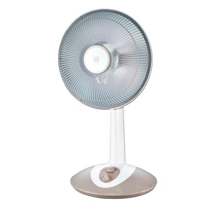 【風騰】35CM  直立定時鹵素電暖器 FT-535T  (400/800W) (粉紅色)