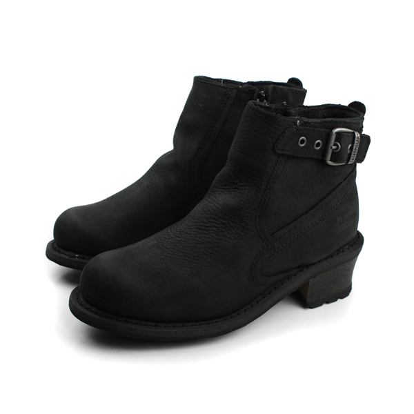 CAT PAMELA WP 靴子 黑 女款 no129