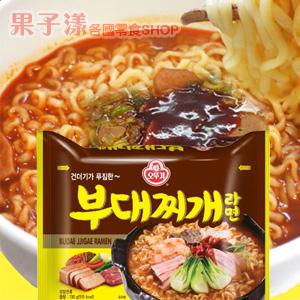 韓國不倒翁 部隊鍋風味拉麵(單包) /泡麵 [KR285]