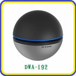 2016.11新品 限時優惠!D-LINK DWA-192 Wireless AC1900雙頻USB 無線網卡