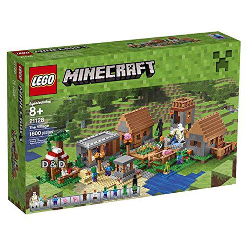 樂高積木 LEGO《 LT 21128 》Minecraft Micro World 系列 > The Village