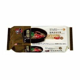 五木-香菇味拉麵(321g/包)【合迷雅好物商城】