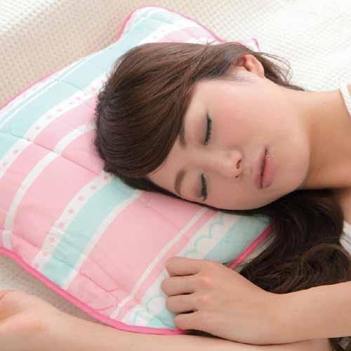 日本 SHF北極熊夏日涼感材質冷涼感枕墊