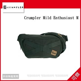 可傑  澳洲小野人 Crumpler Mild Enthusiast M 單肩側背相機包 新款 軍綠 可放 一機一鏡+ 平板