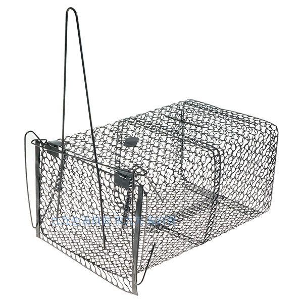 【九元生活百貨】黑色老鼠籠 補鼠籠 補鼠器