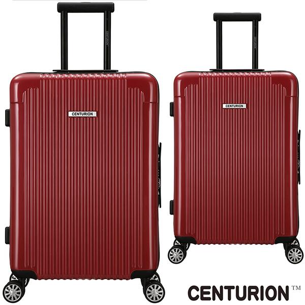 CENTURION】百夫長26吋+29吋美國色系行李箱(紐約紅)