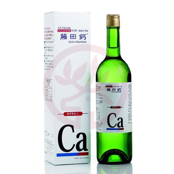 杏懋藤田鈣 藤田鈣液劑(750ml/瓶)